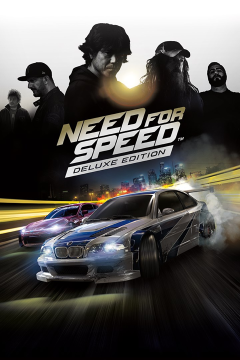 NEED FOR SPEED DELUXE EDITIONのサムネイル画像