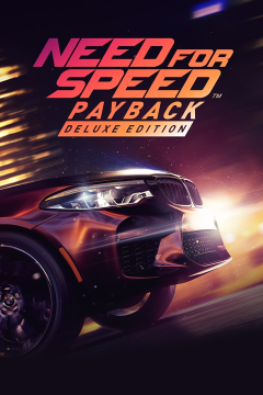 NEED FOR SPEED PAYBACK DELUXE EDITIONのサムネイル画像